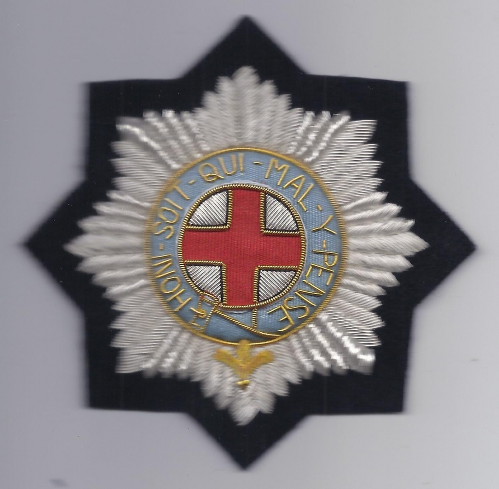 Blazers Stream: Coldstream Guards Wire Blazer Badge
