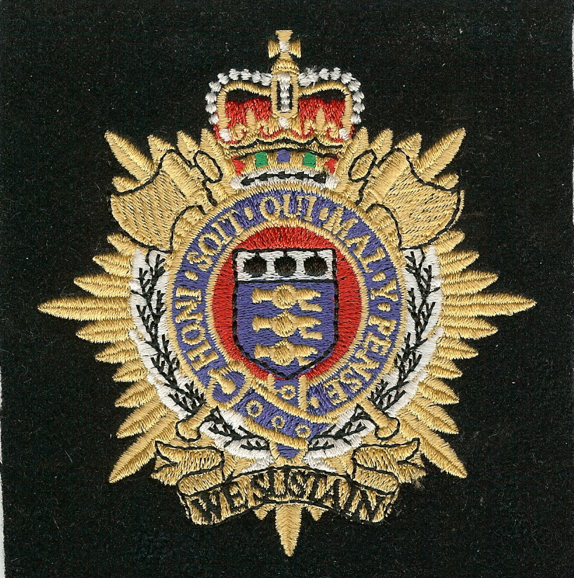Blazer Badge: Royal Corps Of Transport Military Blazer Badge